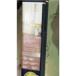 """""""Levolor"""" window blinds 52-58 inch wide 64 i"""