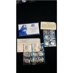 2005  United State Mint 50 State Quarters Proof