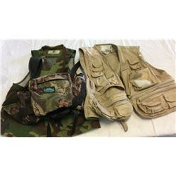 Fishing Vest Pack and Hunting Vest