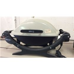 Weber Portable Electric Grill