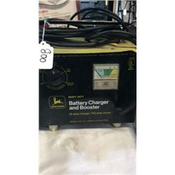 """john Deere"" Battery Charger And Booster ( 15 A"