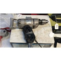 """Black and decker"" 3/4 heavy duty drill (model"