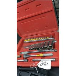Thorsen Socket set