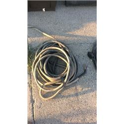 Heavy electrical wire