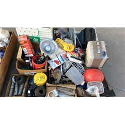 Pallet Of Tool Related Items
