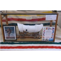 Roy Rogers Covered Wagon- The Wagon was Bought from Roy's Museum in Victorville, Ca.
