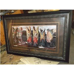 """David Stoecklein Print- """"If only they could talk""""- Frame 46""""W X 31""""H"""