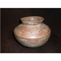 """Early SW Hand Coiled Pot- 5""""H X 6""""W"""