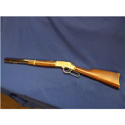 Henry Repeating Arms Golden Boy Carbine- Lever- .44 Mag- .44 Spec.- Octagon Barrel- #BB14394