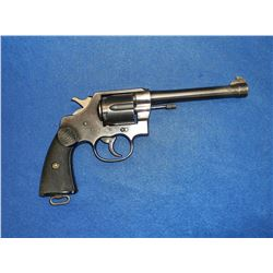 Colt Revolver-? Caliber- Double Action- #52952