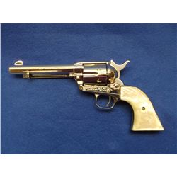 Colt Revolver- .45 Single Action Army- Box- Faux Ivory Grips- Stainless- #5101414