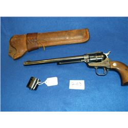 "Ruger Single Six .22-.22Mag Revolver-9.5"" Barrel- Holster- #21-37275"