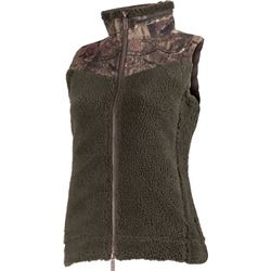 BROWNING WOMEN'S SNOWBERRY VEST SMALL FOREST NIGHT