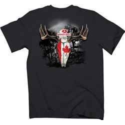 "MOSSY OAK MEN'S T-SHIRT ""DEER SKULL"""