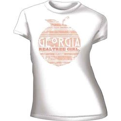 "WOMEN'S T-SHIRT ""GEORGIA PEACH"""