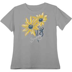 WOMEN'S T-SHIRT DAISIES