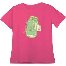 "WOMEN'S T-SHIRT ""SWEET TEA"""