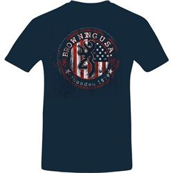 "MEN'S T-SHIRT ""USA"" LOGO"