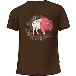 "WOMEN'S T-SHIRT ""BISON"""