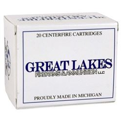 GREAT LAKES 10MM AUTO 180GR. HORNADY XTP 20-PACK