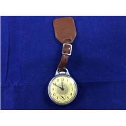 Vintage Newhaven Fob Watch with Sub Second Dial