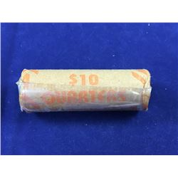 Roll of US Bicentennial Quarters