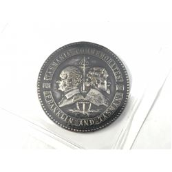 1938 Royal Hobart Centenary Regatta Medallion - Diameter 35mm
