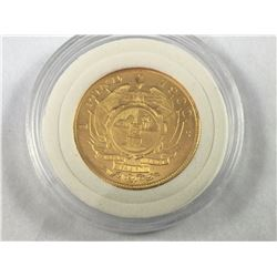 1900 South Africa 1 Pond Gold Coin - 22ct Gold