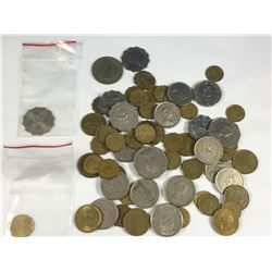 Group of Hong Kong Coins
