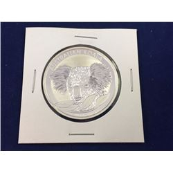 2014 1oz .999 Silver Australian Koala Coin by The Perth Mint