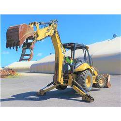 2008 CAT 416E Backhoe Loader, 2636 Hrs, Runs & Drives, No Known Problems