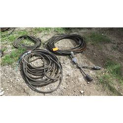 Misc. Electrical Power Cables/Splitters
