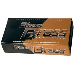 CCI Blazer Brass 9mm - 500Rds