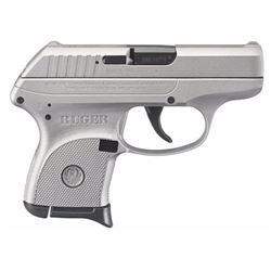 "Ruger 3741 LCP Double 380 Automatic Colt Pistol (ACP) 2.75"" 6+1 FS Polymer Grip/Frame Savage Stainle"
