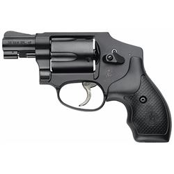 "Smith & Wesson 162810 442 Airweight Double 38 Special 1.875"" 5 Black Synthetic Black"