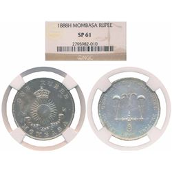 FOREIGN COINS : MOMBASA