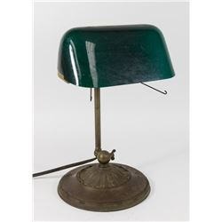 Emeralite Desk Lamp No. 8734
