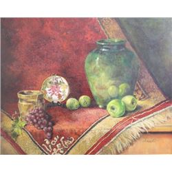 Arnold, Still life with Fruit