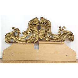 Gilt Wood Baroque/Roccoco Style