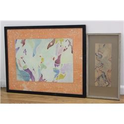 William H. Littlefield, Two Works on Paper