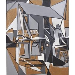 William H. Littlefield, Geometric Abstract