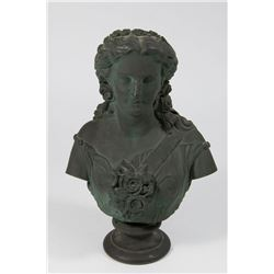 J. Clesinger, Bust of Woman