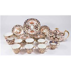 Royal Crown Derby for Tiffany & Co. Tea Set