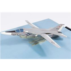 Model of U.S. Airplane Jet Fighter-Bomber