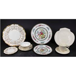 3 Partial Dinnerware Sets
