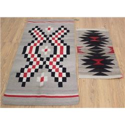 2 Mexican Weavings