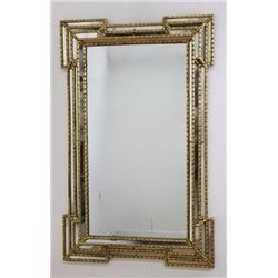 Giltwood Gilt Framed Mirror