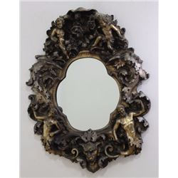 Fiberglass Sculptured Mirror