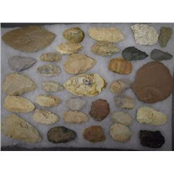 COLLECTION OF ARTIFACTS