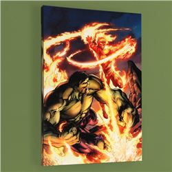 Incredible Hulk & The Human Torch: From the Marvel Vault #1